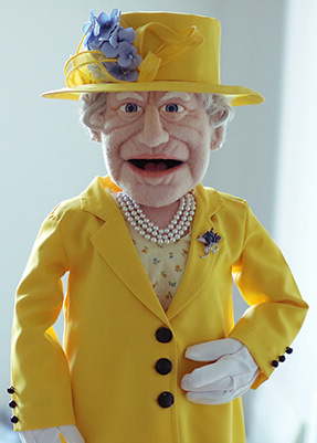 personalised puppet